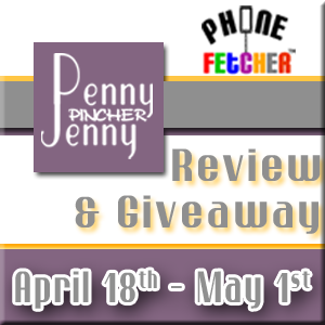 Phone Fetcher and $5 Amazon Gift Card Review and Giveaway Ends 5/1