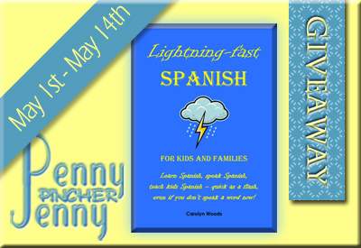 Lightning Flash Spanish Review And Giveaway!!! Ends May 14!!