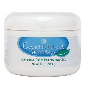Camellia ® Warm Therapy Natural Pain Relieving Gel Review and Giveaway Ends June 4th