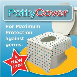 Potty Cover Review and Giveaway Ends 6/27