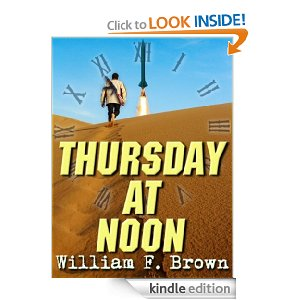Thursday at Noon Book Review by Jenny!