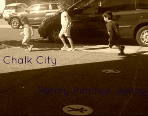 Chalk City Activity Set is the perfect way to get your kids outside and having fun!! Allow your kids to use their imaginations and be active! Drive roads to race bikes or roller skate through to get the whole neighborhood involved!!