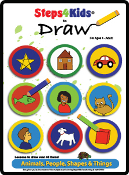 Steps4Kids Drawing DVD Review