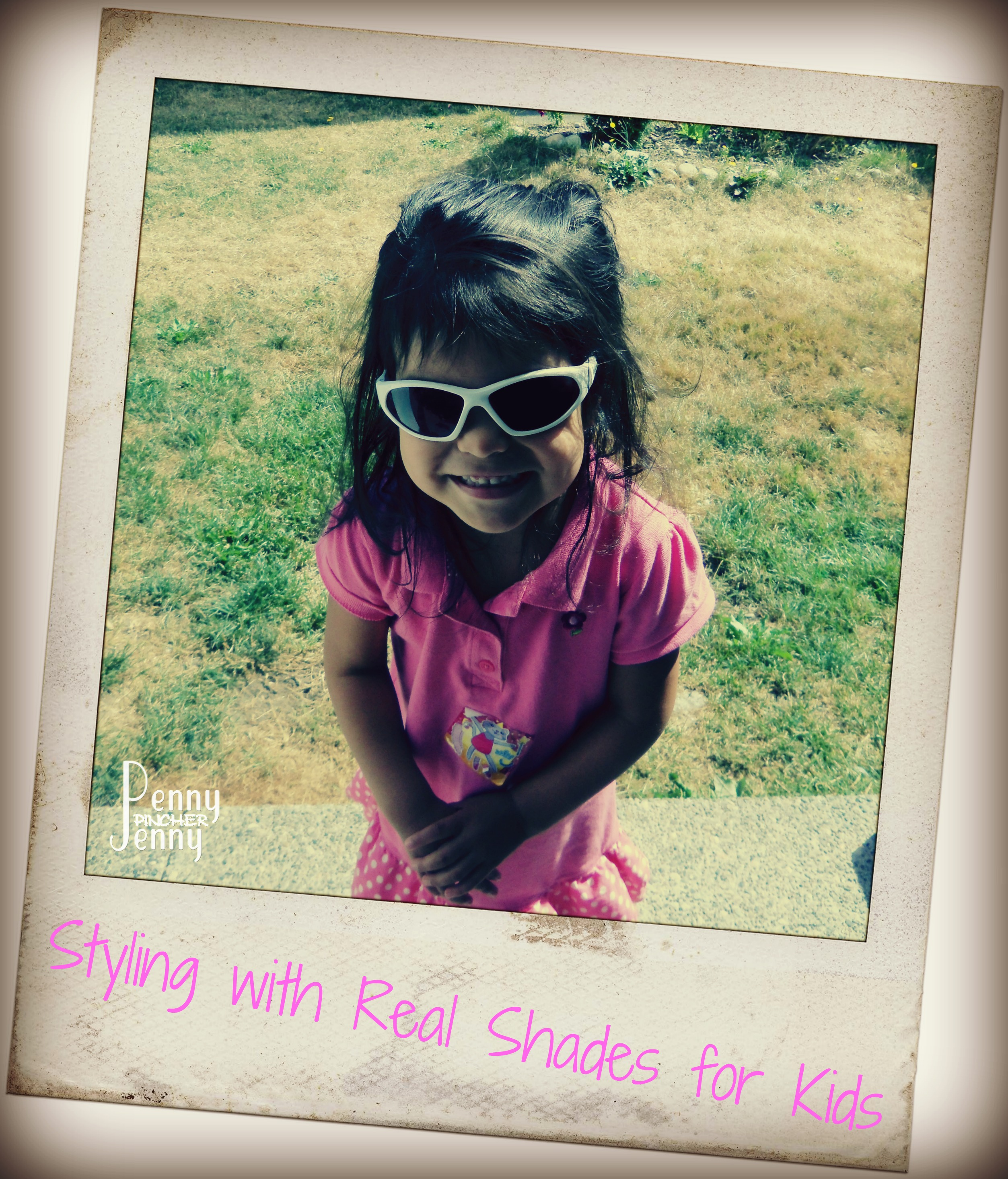 Real Kids Sunglasses Review and Giveaway Ends Sept 25