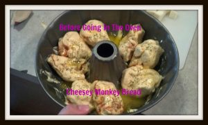 Cheesey Monkey Bread