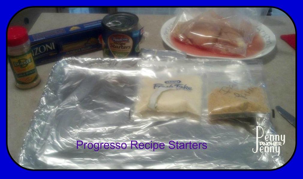 Progresso Recipe Starters Buzz Agent Campaign Review!