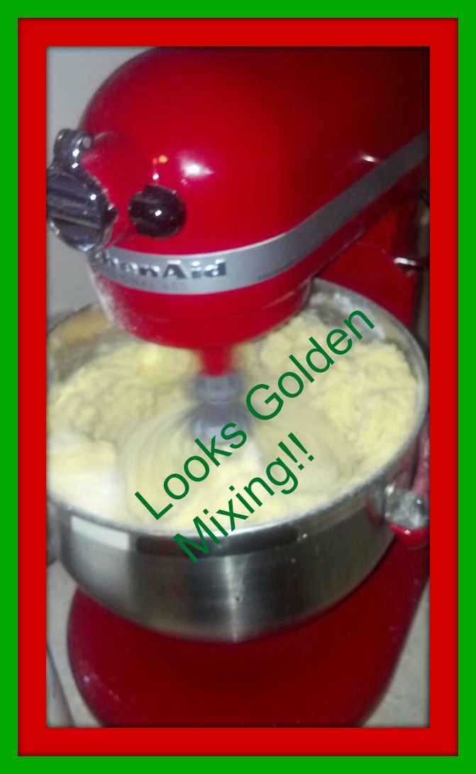 Our Christmas Sugar Cookies With Recipe and Homemade Frosting Recipe!!