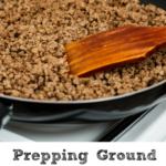 Prepping Ground Beef To Save Time And Money!