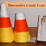Decorative Candy Corn