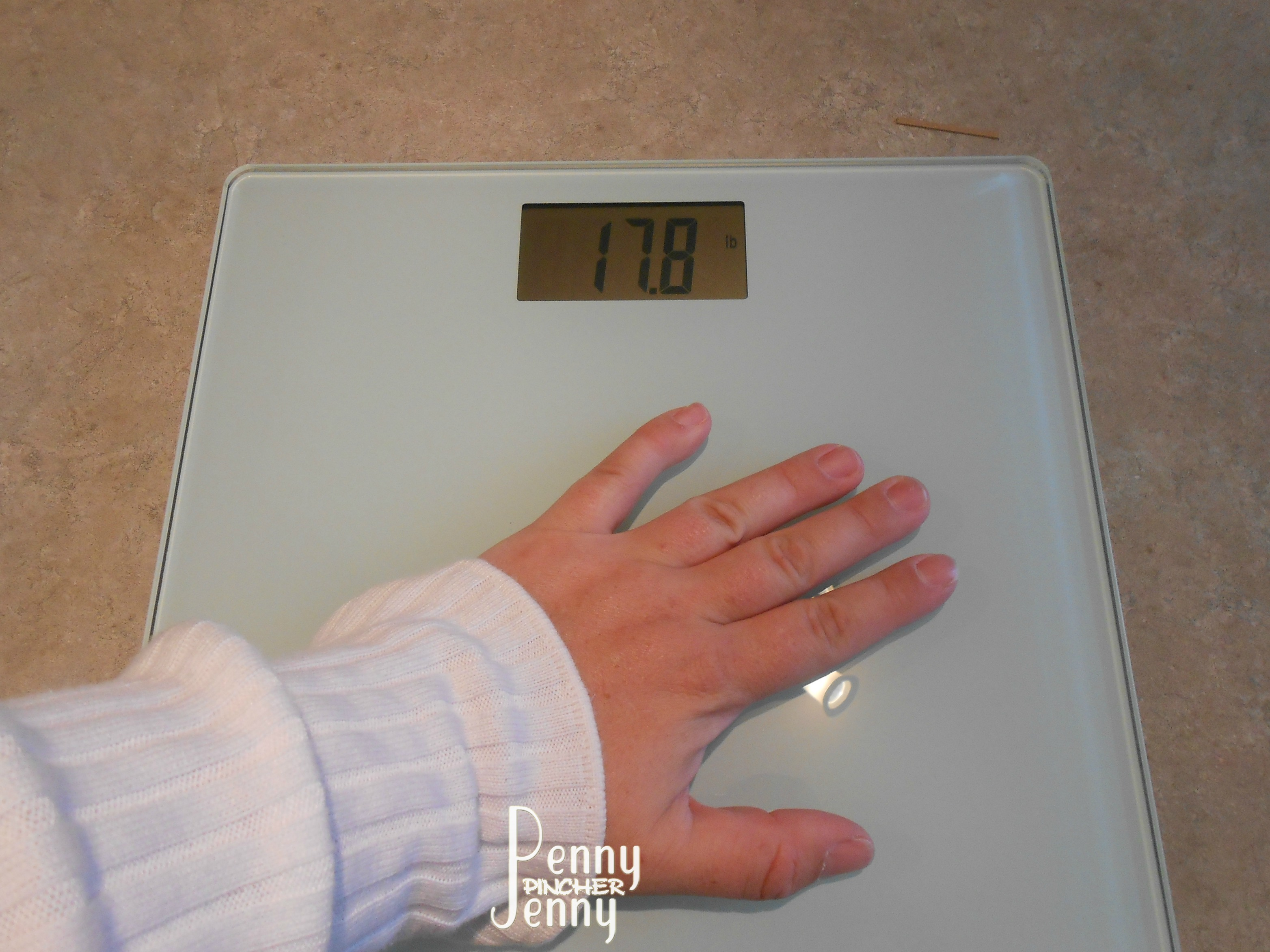 Calibrate digital bathroom scale - Ozeri Precision Digital Bath Scale Display