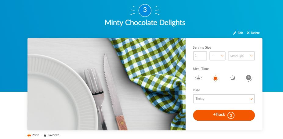 These Minty Chocolate Delights are a new low point plus value cookie treat in my house!! I love the Weight Watcher's plan and how well these worked into it!