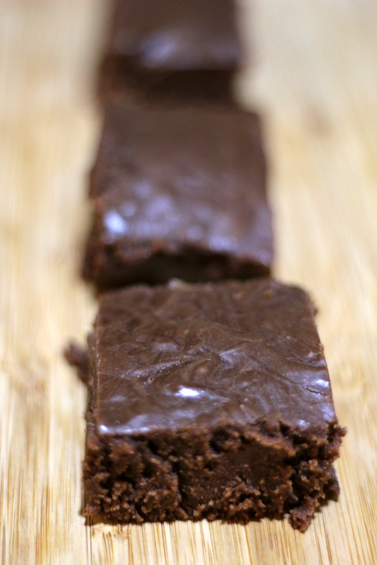 This 2 Ingredient Fudge is a quick and easy dessert to make!!! A frugal easy no bake dessert that is perfect to give as a gift or to make at home for a sweet treat as well.