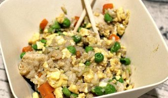 Weight Watchers Chicken Fried Rice and Bamboo Style's Premium Review