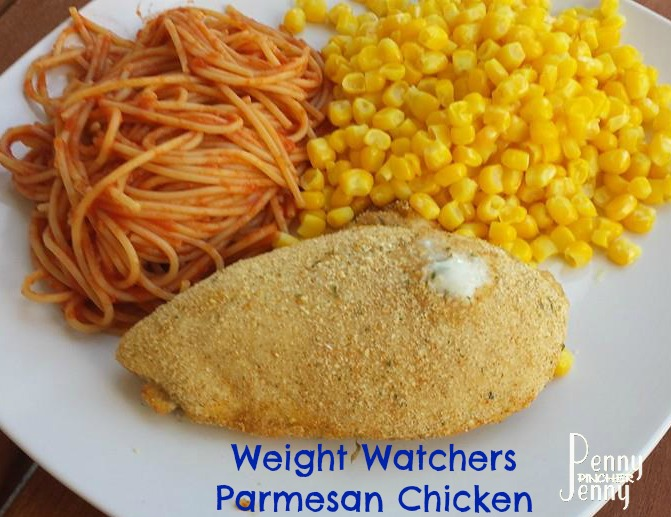 Weight Watchers Parmesan Chicken Recipe Only 6 PPV!