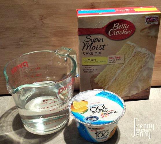 Los muffins de Lemon Weight Watchers son solo 2 puntos inteligentes (1 Points Plus Value) y están hechos con solo tres ingredientes. ¡Un tratamiento rápido y fácil de bajo punto!