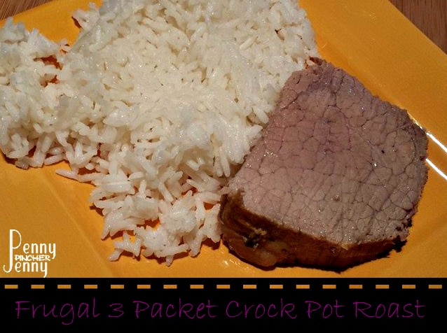 3 Packet Crock Pot Roast & EatSmart Precision Food Thermometer Review