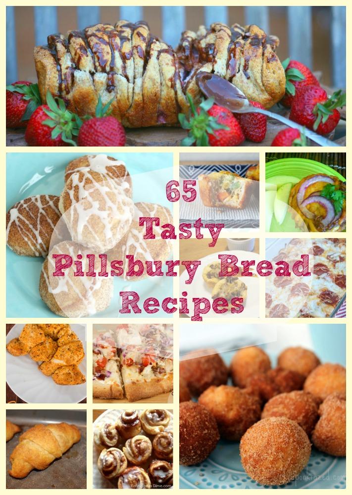 65 Tasty Pillsbury Bread Recipes