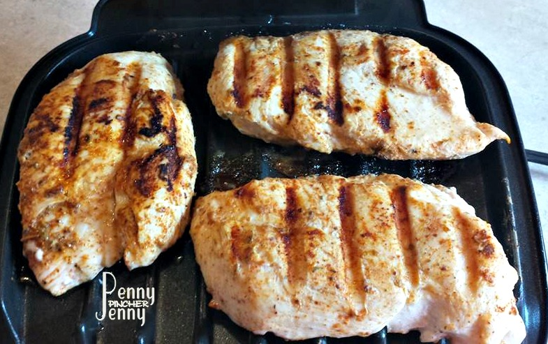 Lime Chicken Tacos Grilling