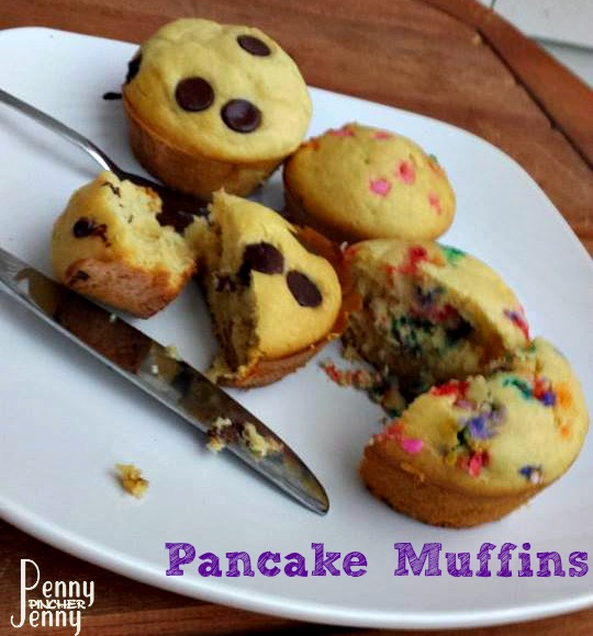Pancake Muffins Recipe And Brengs Silicone Muffin Pan Review!