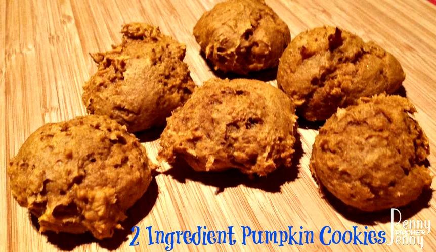 Weight Watchers Pumpkin Cookies With Spice Cake