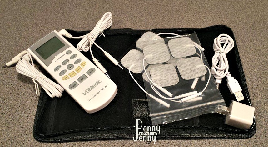 Trumedic Tens Unit is the perfect way to help with body pain! Place right on the sore area and let the Trumedic Tens Unit do the work to help your body out.