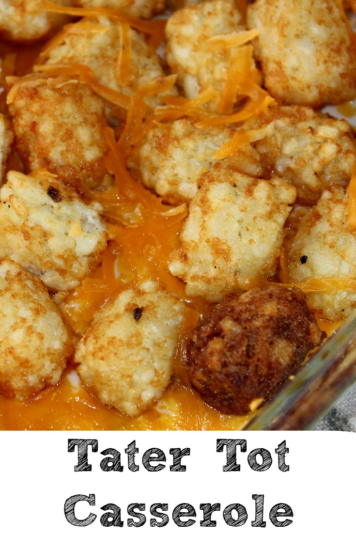 This Tater Tot Casserole Recipe is the perfect frugal easy weeknight recipe!! It will be a hit with the whole family and it is easy to whip with no notice as well. With kids activities, it is important to have easy casserole recipes to whip up for dinner!