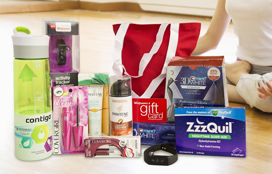 Walgreens Gift Card and Wellness Prize Pack Giveaway Ends January 18