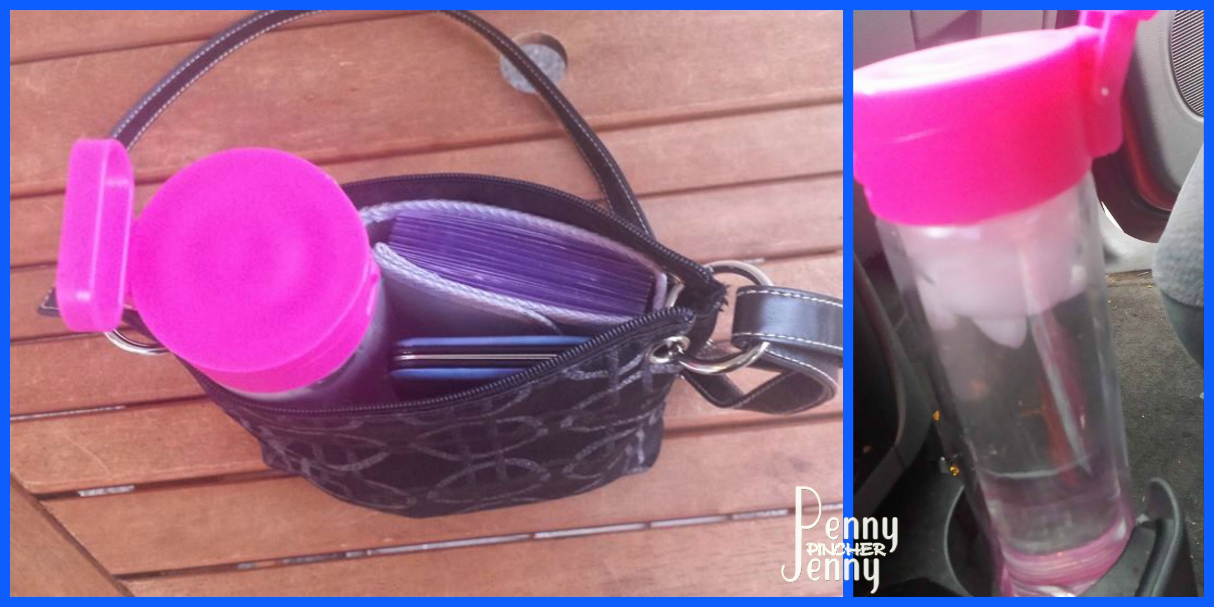 0e55e020d2 Glasstic Shatterproof Glass Water is the perfect water bottle for moms on  the go!