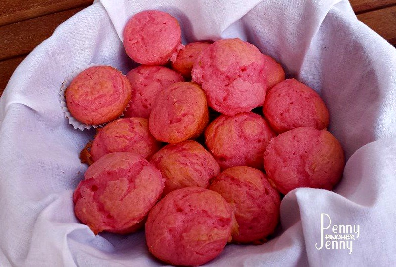 These Strawberry Weight Watchers Muffins are perfect to make for a light treat! Plus the pink color makes them so much fun for kids to eat!
