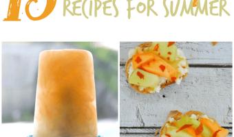 15 Cantaloupe Recipes For Summer!