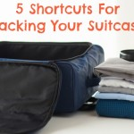 5 Shortcuts For Packing Your Suitcase