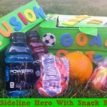 Be a Sideline Hero With Snack Boxes