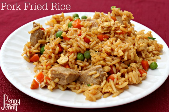 Pork fried rice with hormel always fresh this pork fried rice is so easy to make for a quick weeknight dinner full of ccuart Images