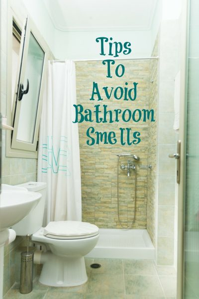 These simple Tips to Avoid Bathroom Smells will help to keep your bathroom smelling nice and fresh.
