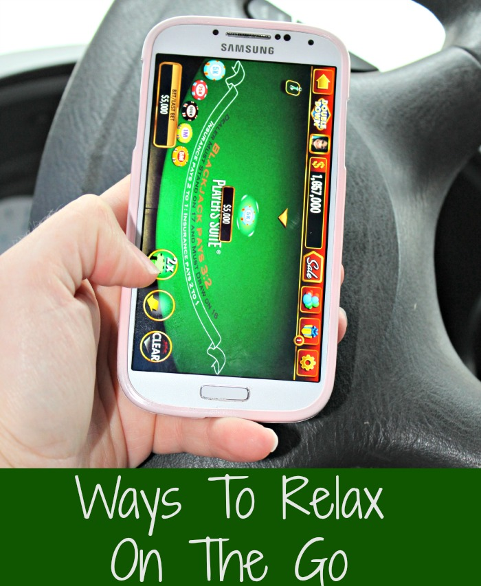 Ways to Relax On The Go
