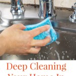 These are easy ways for Deep Cleaning Your Home in Just 7 Days!! It is crazy how easy this can be to do and also to maintain.