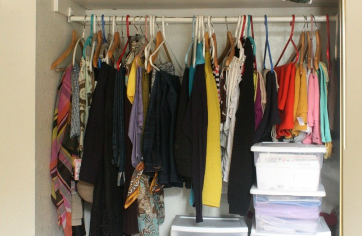How to Effectively Clean Your Closets
