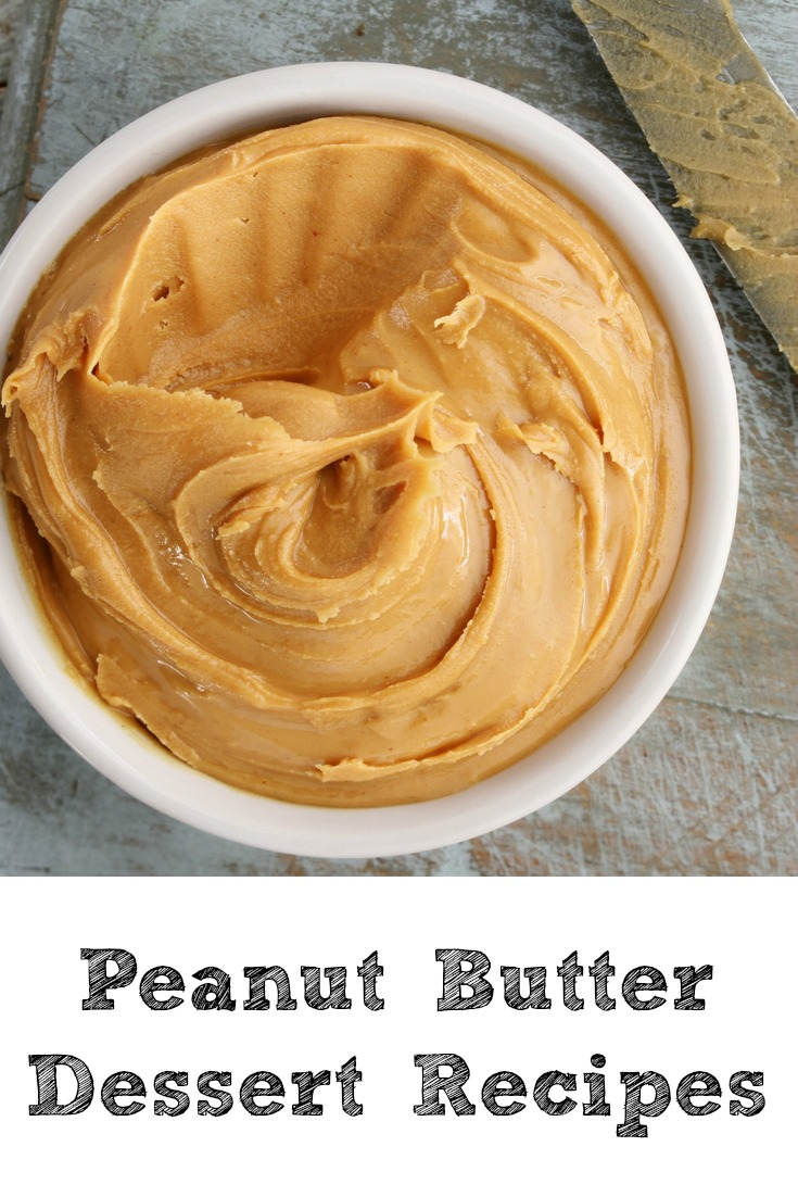 Peanut Butter Desserts are the best from no-bakes, to pies, to cookies, and cakes! Peanut butter is so easy to use in recipes to make amazing desserts.