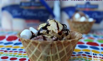 Smores Ice Cream Sundae