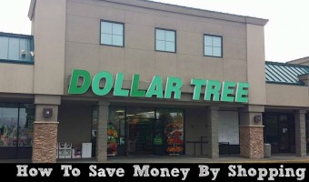 How to Save Money by Shopping at the Dollar Store