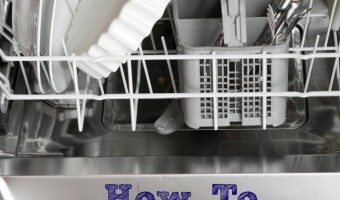 How to Effectively Clean Your Dishwasher