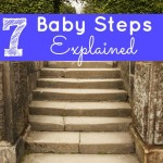 7 Dave Ramsey Baby Steps Explained! These steps are crucial to achieving financial freedom and living life not just paying debt and continuing to dig holes!