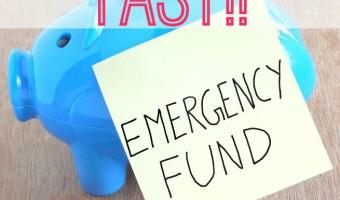 Ways to Build Your Emergency Fund