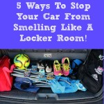 5 Ways To Stop Your Car From Smelling Like A locker Room On Wheels