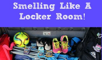 5 Ways To Stop Your Car From Smelling Like A locker Room!