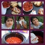 These Crock Pot Meatball Subs are a great tailgating recipe! Plus they are a huge hit with the kids as well super easy to make.