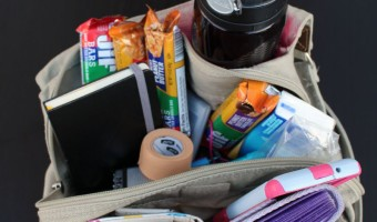 What's In My Purse With Jiff Bars