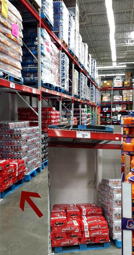 28 pack of coke at Sams