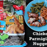 These Chicken Parmigiana Nuggets are a great quick weeknight dinner and perfect for kids. Great way to spice up chicken nuggets for a change.