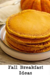 These recipes are perfect family fall breakfast! From pumpkin to apple oven baked just screams fall weather!! Plus they are perfect for brunch as well!